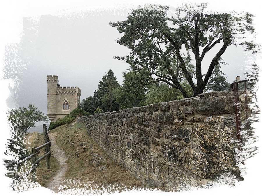 El plan del día era visitar Rennes le Chateau y comprobar en primera persona el misterio que rodea a este precioso pueblo del sur de Francia.